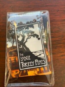 TORREY PINES The Lodge Eyeglass cloth cleaner in pouch