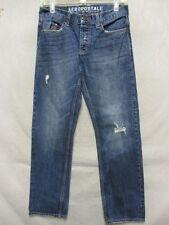 D7596 Aeropostale Essex Straight Cool Jeans Women's 29x28