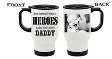 Personalised Thermal Mug Photo Travel Dad Grandad Friendship Day Birthday Gift
