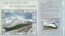 Timbre Trains Congo RD ** année 2006 lot 17538