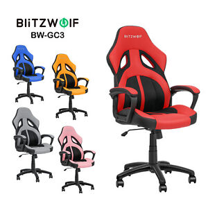 BlitzWolf BW-GC3 Ergonomic Recliner Computer Office Racing Gaming Chair Seat
