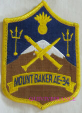 PUS483 - US NAVY USS MOUNT BAKER AE-34 PATCH