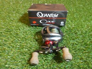 Quantum CodeRed CDR1061cx fishing bait casting reel FISHING SET UP