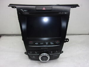 2019 Acura TLX Navigation Radio Receiver Display Screen Controller OEM