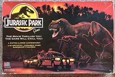 Jurassic Park - The Game- The Original Board Game-1992 Milton Bradley