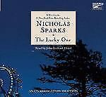 New Sealed Unabridged Audio Book The Lucky One by Nicholas Sparks