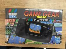 Game Gear Micro Pins & Collection Packung 4 Farbe Set & Big Fenster Japan
