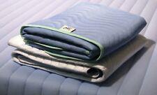 Bettschutzeinlage Inkontinenzunterlage Polyester ca. 75x90 cm mit Seitenteilen