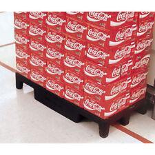 "MASON WAYS  48246-HP/FL Black Plastic Pallet Case Merchandiser - 48""L x 24""W x"