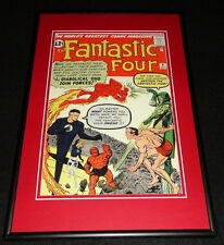 Fantastic Four #6 Dr Doom Framed 12x18 Cover Photo Poster Display Official Repro