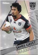 2018 NRL Traders Pearl Parallel (PS144) James GAVET Warriors