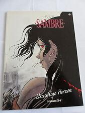1x Comic - Sambre - Die Farbe der Freiheit Nr. 2 (Yslaire) (1. Auflage)