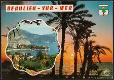AD3984 France - Beaulieu-sur-Mer - La Baie et la Villa Kerylos