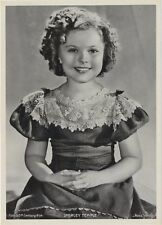 Antique Vtg 1930s Shirley Temple 14 Original Photo Lithograph Ross Verlag 5X7 in