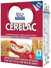 Nestl  CERELAC Cereal Stage - 2 8 - 24 Months Wheat Apple Cherry - 300 gm