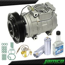 New AC Compressor Kit With Clutch A/C for 98-02 Honda Accord 2.3L 38810P3G003