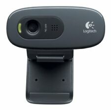 Webcam Logitech C270 Black (960-000635)