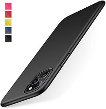 Shockproof Hard Back Ultra Thin Slim Bumper Case Cover Apple iPhone 11 Pro Max