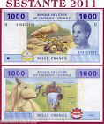 Central African States U = CAMEROUN 1.000 1000 Francs 2002 - P 207U - FDS/UNC