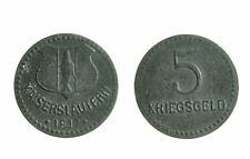 s404_1) GERMANY   kaiserslautern 5 kriegsgeld 1917