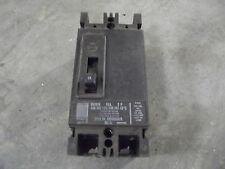 WESTINGHOUSE 15 Amp Circuit Breaker EB2015   3 pole  240 VAC 125/250 VDC