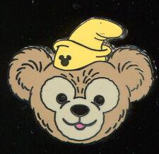 Wdw 2013 Hidden Mickey Duffy's Hats Dumbo Disney Pin 94935
