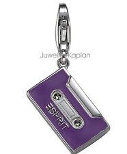 Esprit Damen Charm ES-Tape ESCH90960A000 925 Silber neu