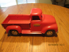 Vintage Tonka 1955 Ford Side Step Pick Up Truck.in RED