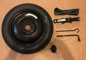 2003-2007 Honda Accord Convenience Spare Tire Kit w/ Jack & Tools OEM T135/90D15