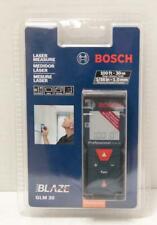 NEW - Bosch GLM30 100'/30m Laser Distance Measure/Range Finder