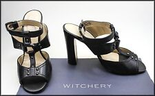 WITCHERY WOMEN'S HIGH HEELS OPEN-TOE STRAPPY FASHION SHOES SIZE 8, 39