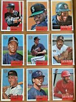 1996 Fleer Ultra Call To The Hall Insert Sets Regular and Gold Medallion Griffey