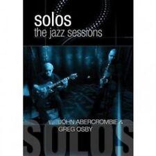 GREG & JOHN ABERCROMBIE OSBY - SOLOS: THE JAZZ SESSIONS  DVD JAZZ SWING NEW+