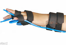 1 Fingerboard Separate Finger Points Splint Hand Training Orthosis Device