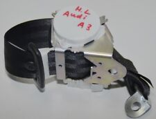 Original Audi A3 3-Türer Seat Belt Rear Right or Left 8P0857805