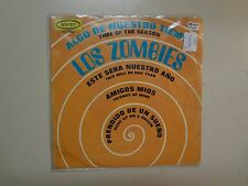 "ZOMBIES: Time Of The Season + 3- Mexico 7"" 1969 Epic EC- 55001 EP ASL, UK Psych."