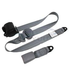 Car Adjustable 3point Retractable Safety Seat Belt Seatbelt Mount Universal