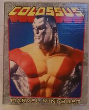 Marvel Comics Bowen X-Men Deadpool Colossus mini bust/statue with box