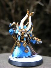 WH40K   CHAOS, AHRIMAN THE SORCERER OF TZEENCTH    PAINTED
