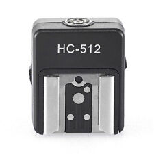 HC-512 Hot Shoe Adapter for Sony MI A7 A7R S II A6000 A6300 NEX6 to Nikon Flash