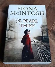 The Pearl Thief ; by Fiona McIntosh - Trade Paperback Book 2018