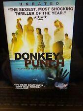 Donkey Punch (Dvd, 2009, Unrated) Jaime Winstone, Doug Deep, Nichola Burley