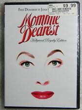 Brand New SEALED RARE OOP Mommie Dearest Hollywood Royalty WS Edition DVD 1981