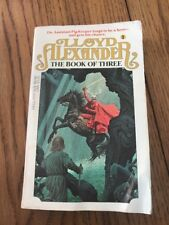 The Book Of Three Lloyd Alexander Paperback Ships N 24h