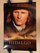 """""""HIDALGO"""" ORIGINAL STUDIO ISSUE 27X40ish POSTER"""