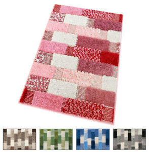 Bathroom Rug Various Sizes Soft Absorbent 100% Made IN Italy Non-Slip