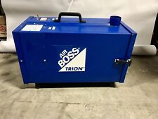Airboss Trion Omp-200 One Man Portable Air Cleaner Msrp 10000$