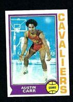 NMT 1974 Topps Basketball #60 Austin Carr