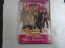 The Masala Bhangra Workout - Vol. 3: Bollywood Style (DVD, 2004)