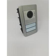VIMAR NF41004 POSTO ESTERNO DUE FILI PLUS PIXEL AUDIO/VIDEO COLORI 2 PULSANTI TE